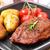 мяса · картофель · вилка · еды · говядины - Сток-фото © vertmedia