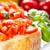 итальянский · брускетта · помидоров · чеснока · травы - Сток-фото © vertmedia