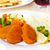 картофель · пластина · чаши · куриные · обеда · мяса - Сток-фото © vertmedia