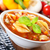 minestrone   italian soup with veggies stock photo © vertmedia