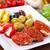 olívaolaj · vegyes · olajbogyók · friss · rozmaring · étel - stock fotó © vertmedia