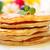 panquecas · bordo · xarope · comida · bolo · fresco - foto stock © vertmedia