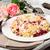 кусок · слива · пирог · осень · крошка · торт - Сток-фото © vertmedia