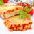 豆 · トースト · 孤立した · 白 · パン - ストックフォト © vertmedia
