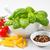 İtalyan · gıda · malzemeler · makarna · domates · otlar · baharatlar - stok fotoğraf © vertmedia