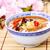 辛い · スープ · 卵 · カップ · フライド · パン - ストックフォト © vertmedia