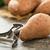édes · krumpli · édesburgonya · krumpli · fa · deszka · étel - stock fotó © vertmedia