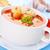 Cup · crema · di · pomodoro · tavola · zuppa · colore · fast · food - foto d'archivio © vertmedia