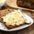 saboroso · saudável · pão · dois · fatias · manteiga · de · amendoim - foto stock © vertmedia