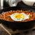 豆 · 白 · トマトソース · 食品 · クローズアップ - ストックフォト © vertmedia