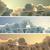 nuvoloso · cielo · banner · carta · vettore · eps8 - foto d'archivio © vertyr
