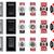 オフ · コレクション · 抽象的な · 光 · ウェブ · 黒 - ストックフォト © vertyr