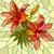Blume · rot · Lilien · Vektor · Mosaik · groß - stock foto © Vertyr
