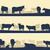horizontal · ilustração · fazenda · animais · de · estimação · vetor · bandeira - foto stock © Vertyr