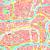 végtelenített · térkép · ismeretlen · város · részletes · folyók - stock fotó © Vertyr