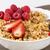 tazón · cereales · bayas · frutas · maíz · energía - foto stock © vetdoctor