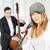microfone · música · clássica · concerto · padrão · nota · estilo - foto stock © vetdoctor