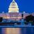 domb · épület · megvilágított · éjszaka · Washington · DC · fény - stock fotó © vichie81