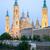 базилика · Испания · Lady · реке · сумерки - Сток-фото © vichie81