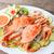 buhar · yengeç · deniz · ürünleri · kırmızı · limon · kireç - stok fotoğraf © vichie81