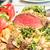 grillezett · marhahús · japán · hús · BBQ · tűz - stock fotó © vichie81