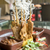 tyúk · thai · étel · vacsora · hús · bambusz - stock fotó © vichie81