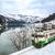 train with winter landscape stock photo © vichie81