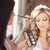 beautiful bride wedding with makeup and curly hairstyle stylist stock photo © victoria_andreas