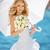 элегантный · Lady · красивой · невеста · великолепный · подвенечное · платье - Сток-фото © victoria_andreas