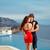 para · miłości · plaży · morze · Śródziemne · wydma · morza - zdjęcia stock © victoria_andreas