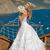 novia · beso · ramo · cielo · boda · cara - foto stock © victoria_andreas