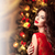 sihir · moda · çivi · kırmızı · dudaklar - stok fotoğraf © victoria_andreas