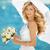 jonge · mooie · vrouw · trouwjurk · strand · vrouw - stockfoto © victoria_andreas