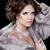 зима · моде · женщину · шуба · элегантный · брюнетка - Сток-фото © victoria_andreas