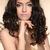 güzel · genç · kadın · uzun · kıvırcık · saçlı · güzellik · makyaj - stok fotoğraf © Victoria_Andreas