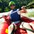 幸せ · ラフティング · カヌー · 男性 · 20歳代 - ストックフォト © vilevi