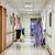 hospital · corredor · saúde · moderno · turva · médico - foto stock © vilevi
