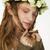retrato · belo · elfo · cabelos · longos · mulher · cara - foto stock © vilevi