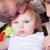 счастливым · матери · целоваться · ребенка · мальчика · фотография - Сток-фото © vilevi