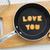 letter cookies word love you and kitchen utensils stock photo © vinnstock