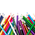 цвета · карандашей · школьные · принадлежности · дизайна · искусства - Сток-фото © viperfzk