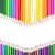 szín · ceruzák · szivárvány · egyezség · fehér · copy · space - stock fotó © viperfzk