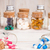 homeopatia · médico · azul · turva · texto · pílulas - foto stock © viperfzk