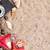 tenger · kagylók · tengeri · csillag · fotó · gép · homok - stock fotó © viperfzk