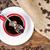 кофе · коричневый · ткань · продовольствие · ложку - Сток-фото © viperfzk