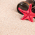 starfish · jumelles · sable · rouge · sable · nature - photo stock © viperfzk