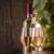 白ワイン · 眼鏡 · ボトル · コークスクリュー · 孤立した · 白 - ストックフォト © viperfzk