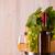 hojas · primer · plano · rústico · mesa · de · madera · casa - foto stock © viperfzk