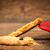 печенье · пластина · деревянный · стол · древесины · таблице - Сток-фото © viperfzk