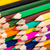 Colorful pencils pile stock photo © viperfzk